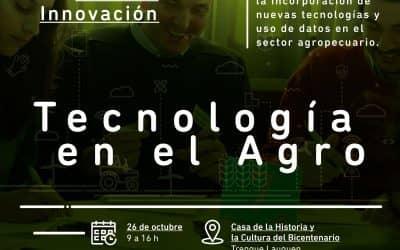 Se realizará una jornada de capacitación en tecnología agropecuaria