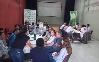 Más de 60 personas co- crearon soluciones tecnológicas