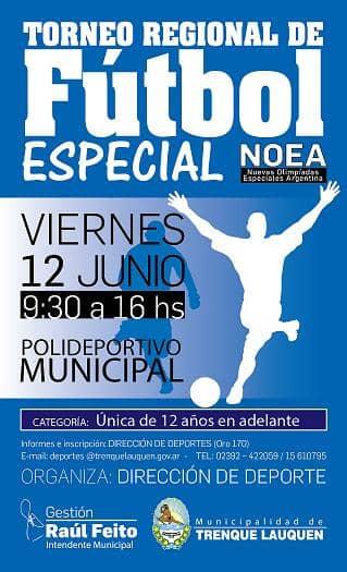 Torneo Regional de Fútbol Especial
