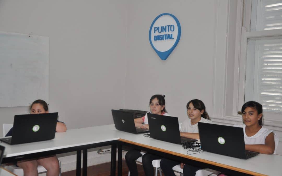 Se realizó la primera actividad del turismo educativo para las escuelas primarias del distrito