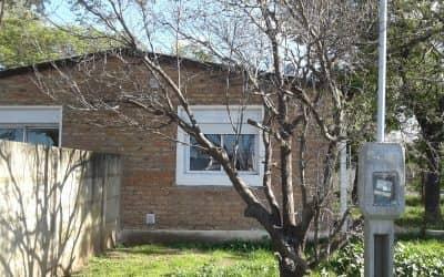 El Municipio refacciona dos viviendas destinadas a adultos mayores