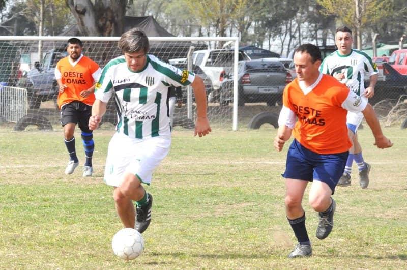 Se jugó otra fecha del Torneo Clausura