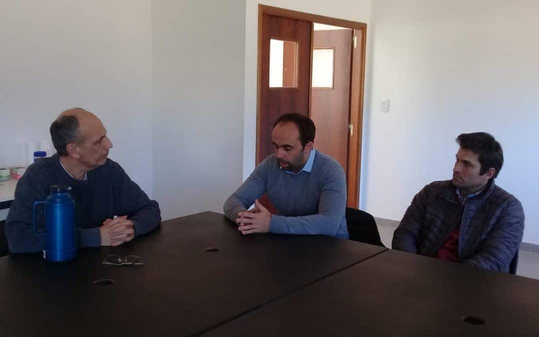 MIEMBROS DE LA CÁMARA DE COMERCIO LOCAL VISITARON EL POLO CIENTÍFICO TECNOLÓGICO PARA CONOCER EL PROYECTO