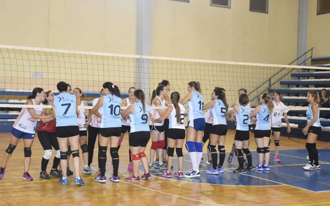 Hoy tendrá lugar la sexta fecha del Torneo de Voley Femenino