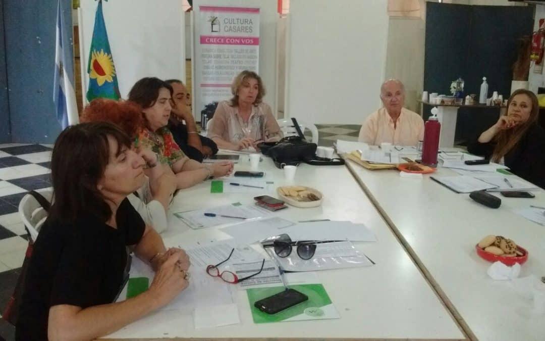 Se realizó un nuevo encuentro regional de Barlovento