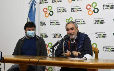 EL INTENDENTE MIGUEL FERNÁNDEZ PEDIRÁ LICENCIA TEMPORARIA POR SU CUADRO DE COVID-19 Y SERÁ REEMPLAZADO POR ESTEBAN VIDAL
