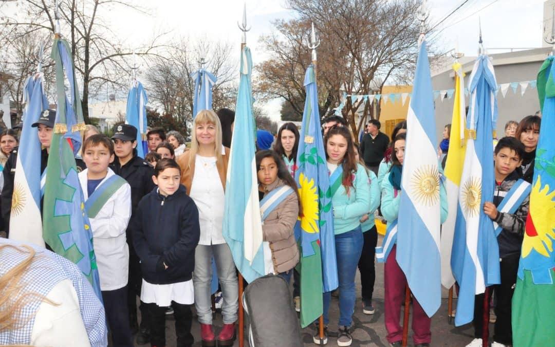 El acto por el Día de la Soberanía se realizará el lunes en la Plaza Castelló