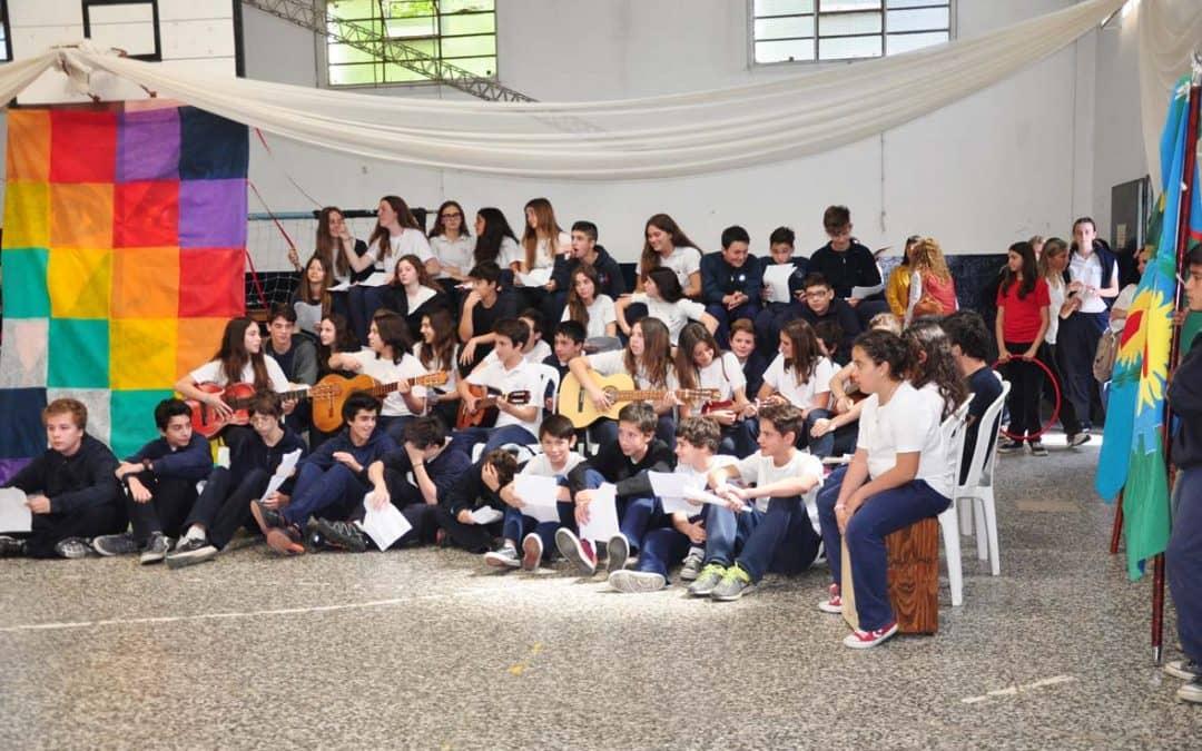 Se realizó hoy el acto oficial por el Día del Respeto a la Diversidad Cultural