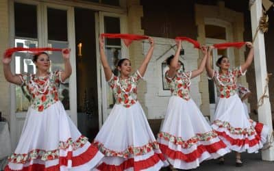 Se realizó el cierre de los talleres de la Escuela Municipal de Girodías