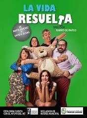"""""""La vida resuelta"""" en el Teatro Español"""