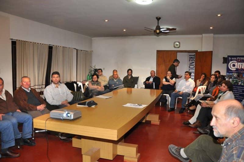 Reunión de la Agencia de Desarrollo Local