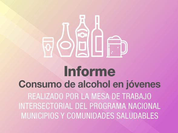 informe alcohol