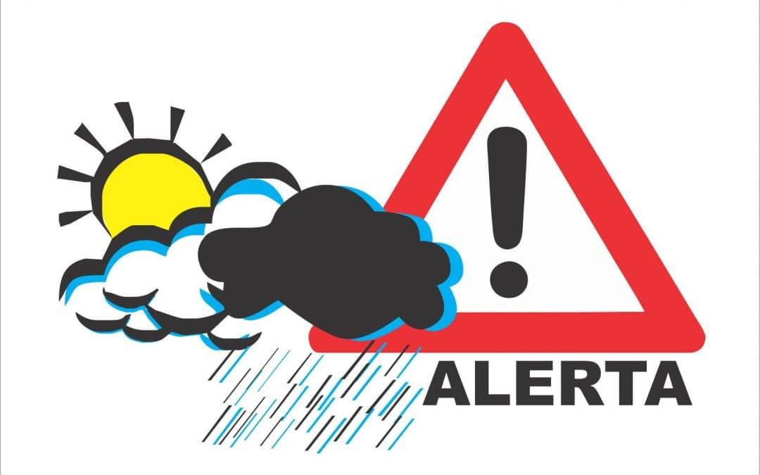Se implementará un sistema de Alertas Meteorológicas