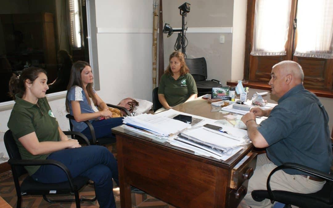 Valeria Sirotiuk es la responsable de la Oficina de Ambiente de 30 de Agosto