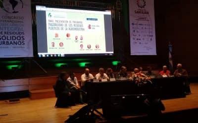LA DIRECTORA DE AMBIENTE, EN EL II CONGRESO INTERNACIONAL DE GESTIÓN INTEGRAL DE RESIDUOS SÓLIDOS URBANOS