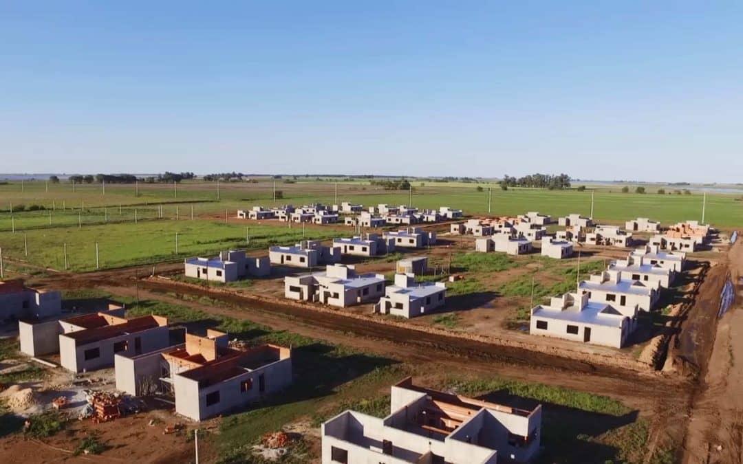 Mañana (jueves) se entregarán 28 viviendas en la Ampliación Urbana