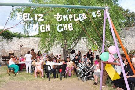 Aniversario del Hogar Cumen Che