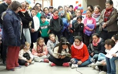 CON HIP HOP, MUESTRA Y ACTIVIDADES DE LECTURA, LA ESCUELA MUNICIPAL DE BERUTTI FESTEJÓ AYER (JUEVES) SUS 72 AÑOS