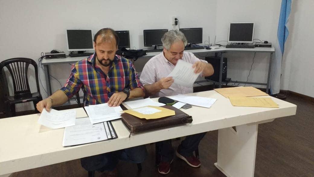 EN GARRÉ HUBO CUATRO OFERENTES PARA EL CONCURSO POR DOS CASAS A CONSTRUIRSE POR CIRCULO CERRADO
