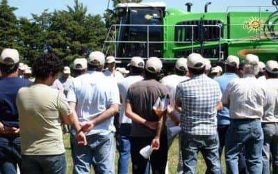 Capacitación anual para aplicadores terrestres