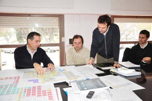 Ciudad modelo por políticas de tierras y resiudos