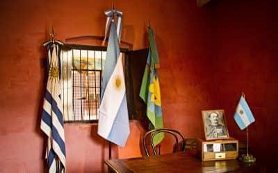 El Museo de la Comandancia cuenta con una nueva bandera de ceremonia