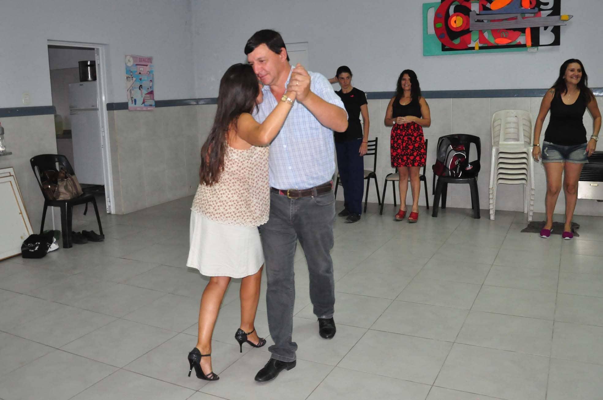 Barrios de Tango en el Chiquito Tello