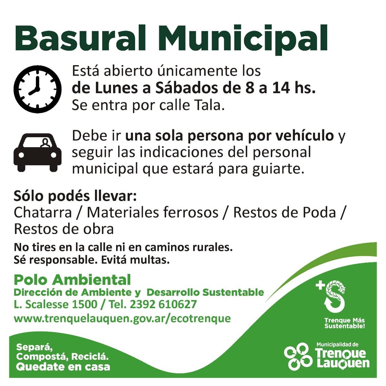 basural municipal