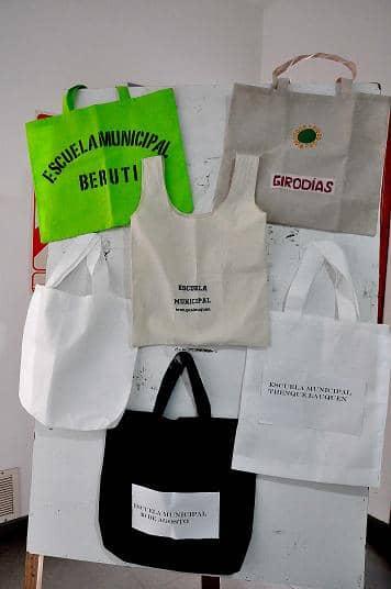 Bolsas reutilizables