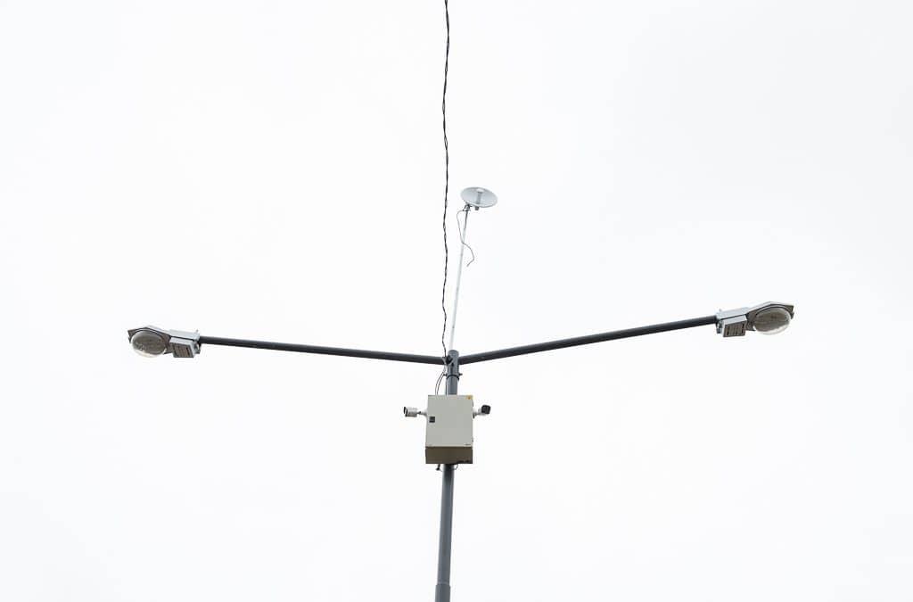 El Municipio colocó 70 nuevas cámaras de seguridad en la ciudad