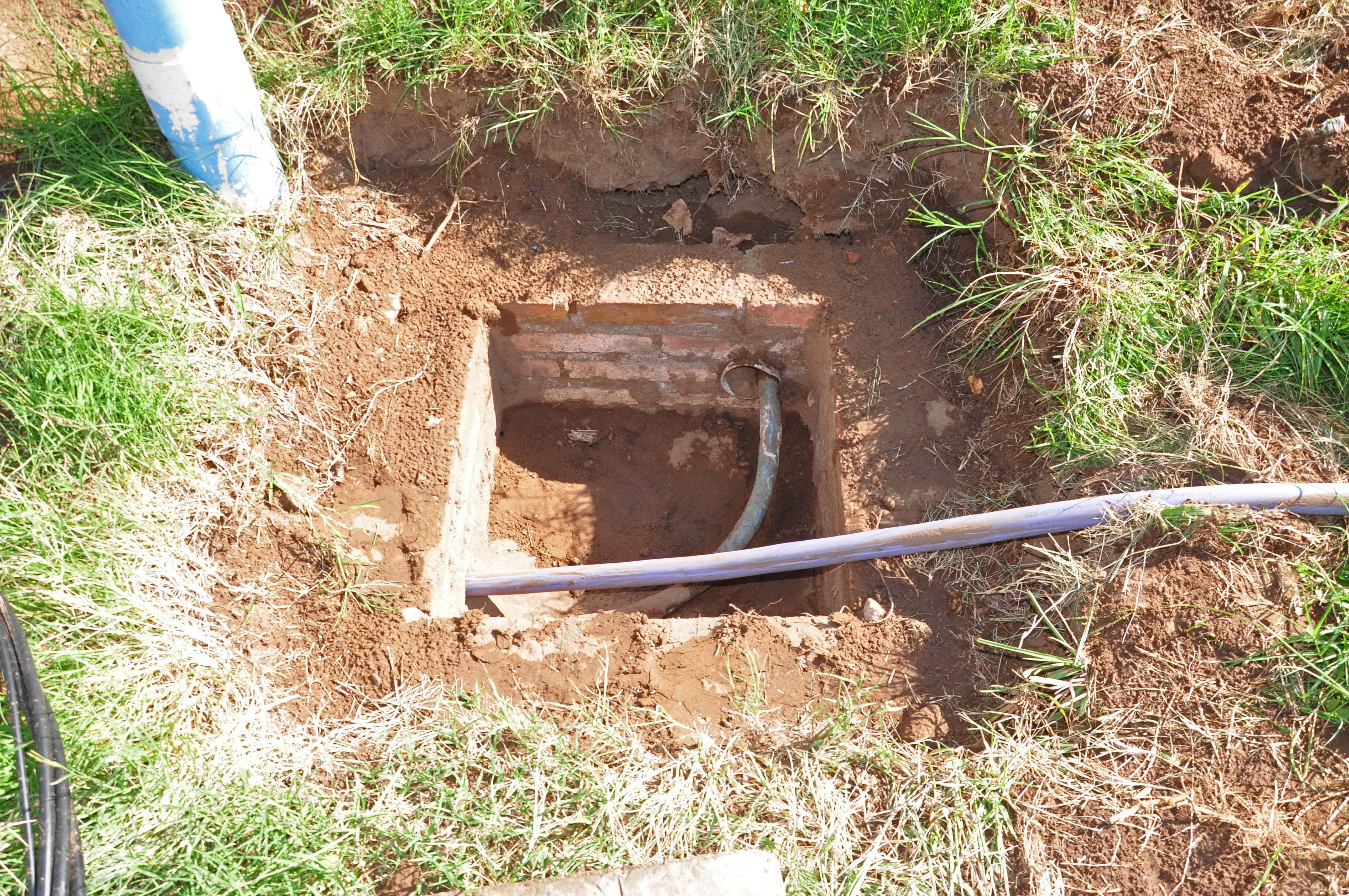 Reparación eléctrica en Obras Sanitarias