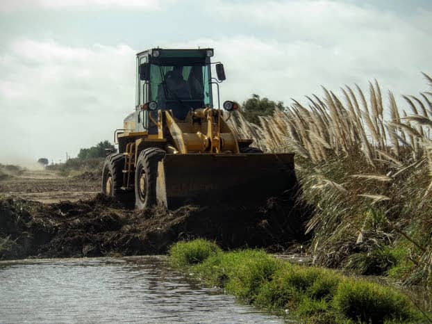 Dirección Vial Rural coordina trabajos de prevención
