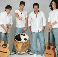 Canto 4 y los Manseros Santiagueños