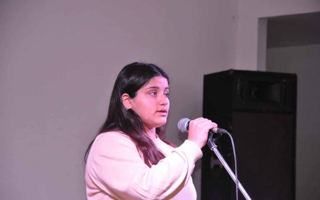 Juegos Bonaerenses: se realizó la etapa distrital de canto