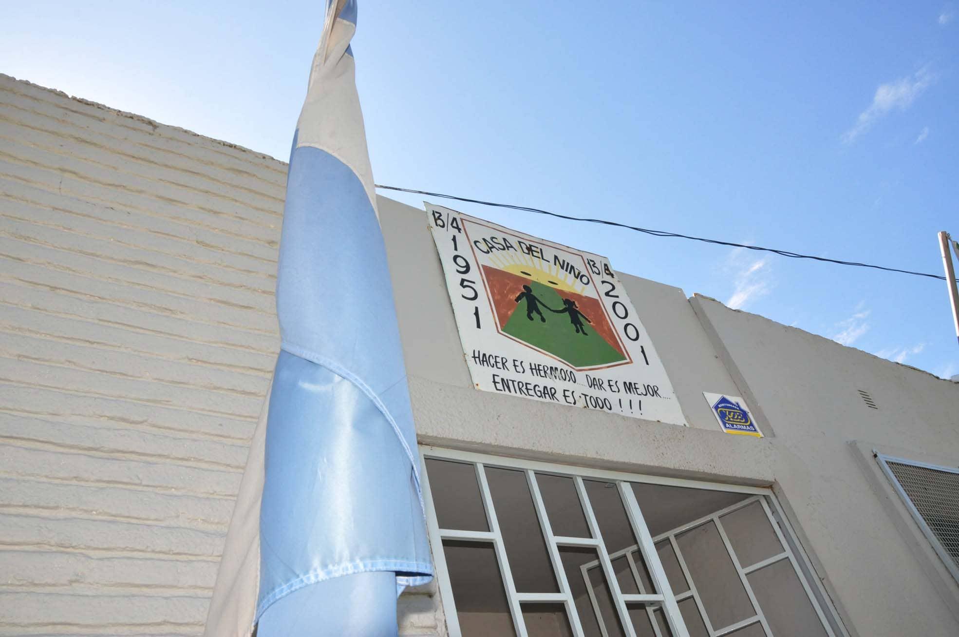 Casa del Niño celebra su 65 aniversario