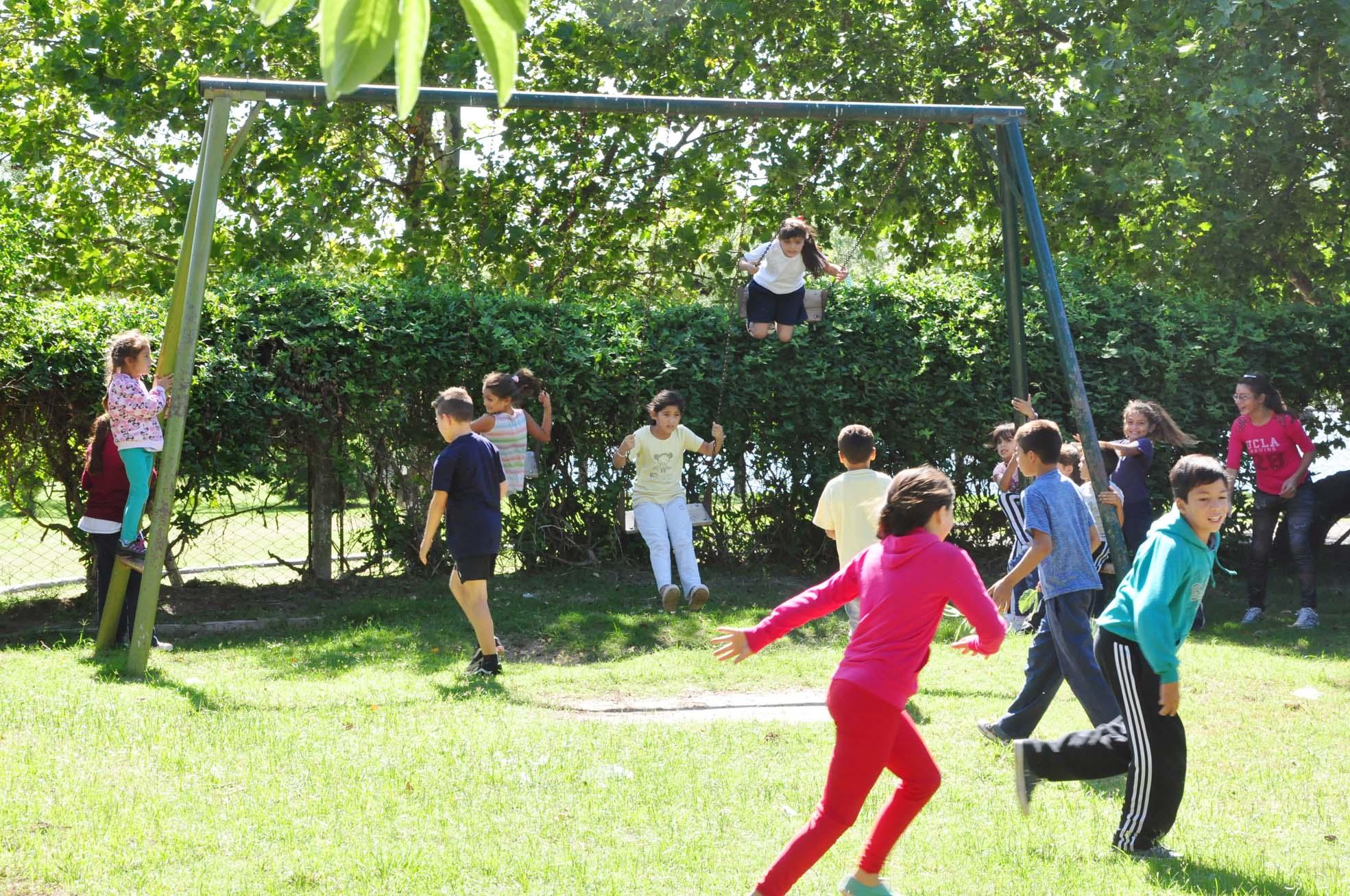 Actividades para alumnos de Casa del Niño