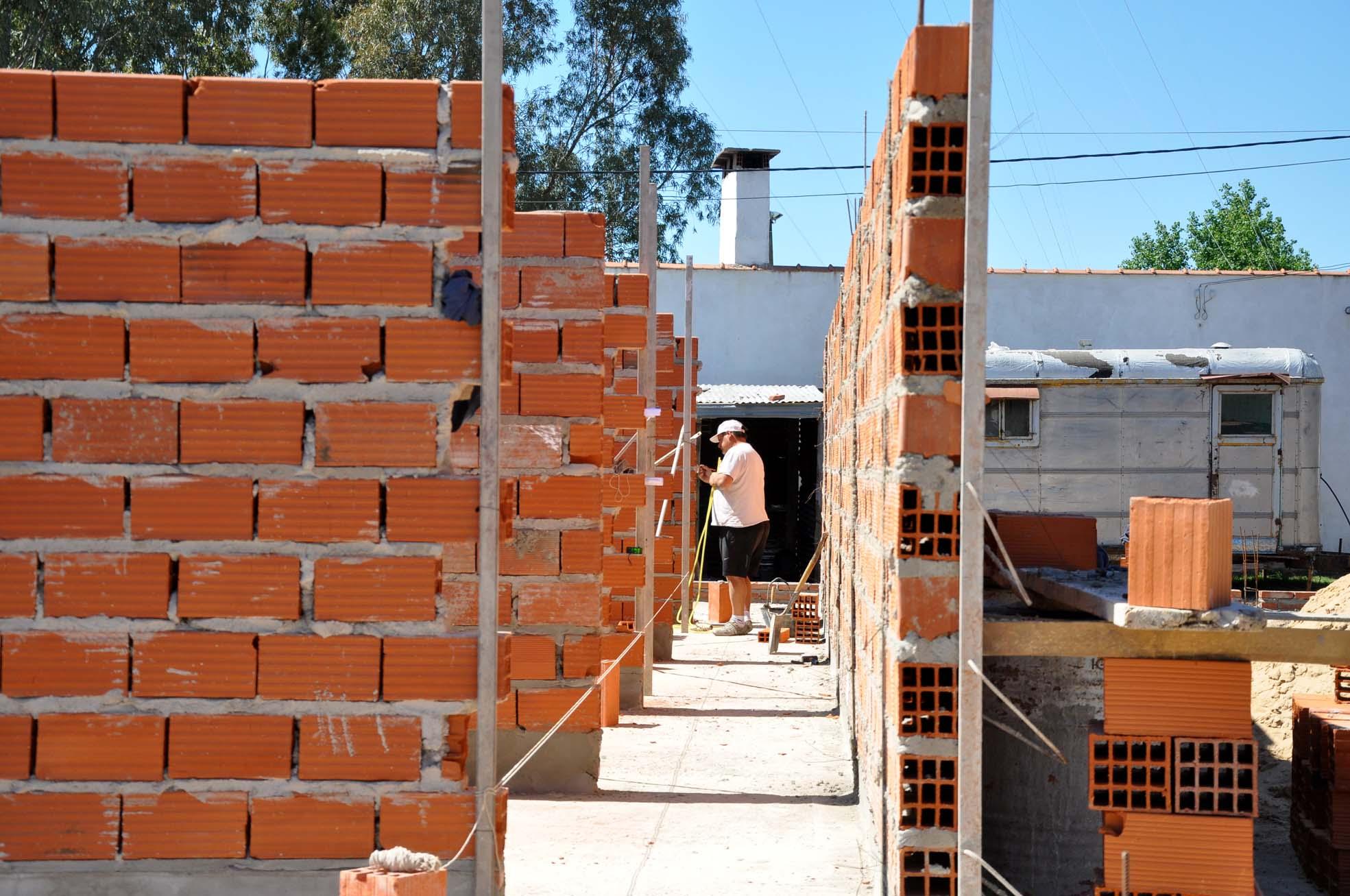Construcci n de la casa de la historia y la cultura - Construccion de casa ...