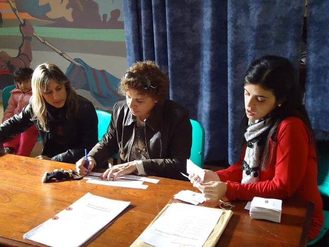 El Municipio sorteó una vivienda en Beruti