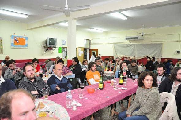 El Municipio celebró con los trabajadores de medios de comunicación
