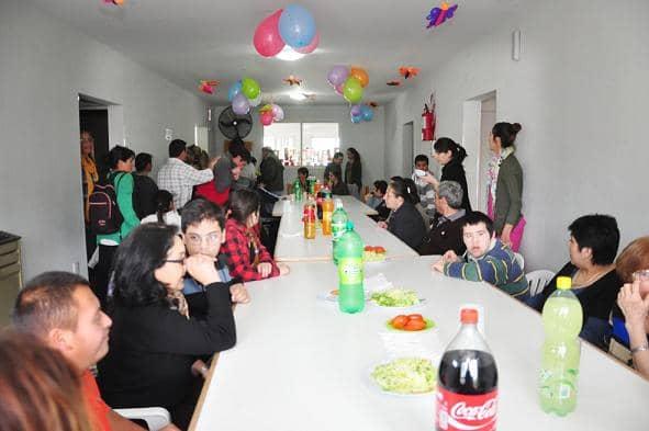 El Centro de Día cumplió 2 años