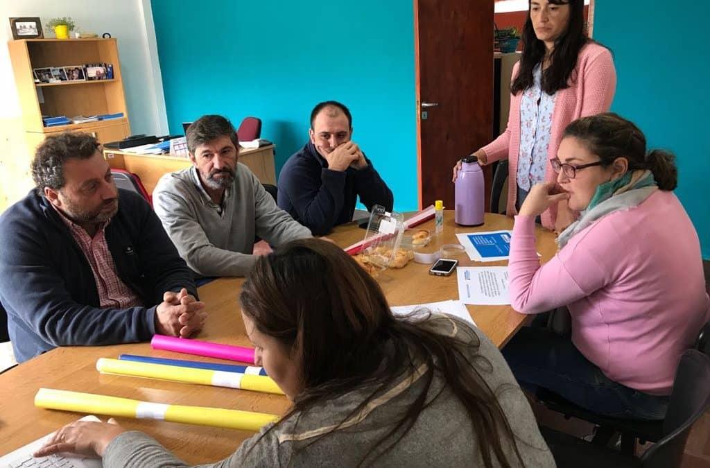 Desarrollo Social realizó una jornada interna en el Día de la Lucha contra la Discriminación por Orientación Sexual e Identidad de Género.