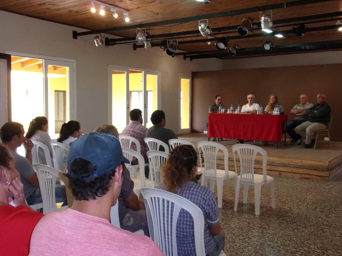Dengue: Jornada de capacitación y prevención en 30 de Agosto