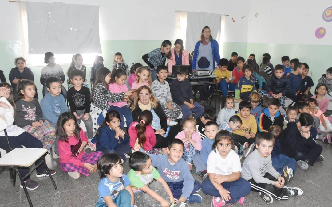 ZOONOSIS INTENSIFICA EN ESTABLECIMIENTOS EDUCATIVOS SU CAMPAÑA REFERIDA A LA TENENCIA RESPONSABLE DE MASCOTAS