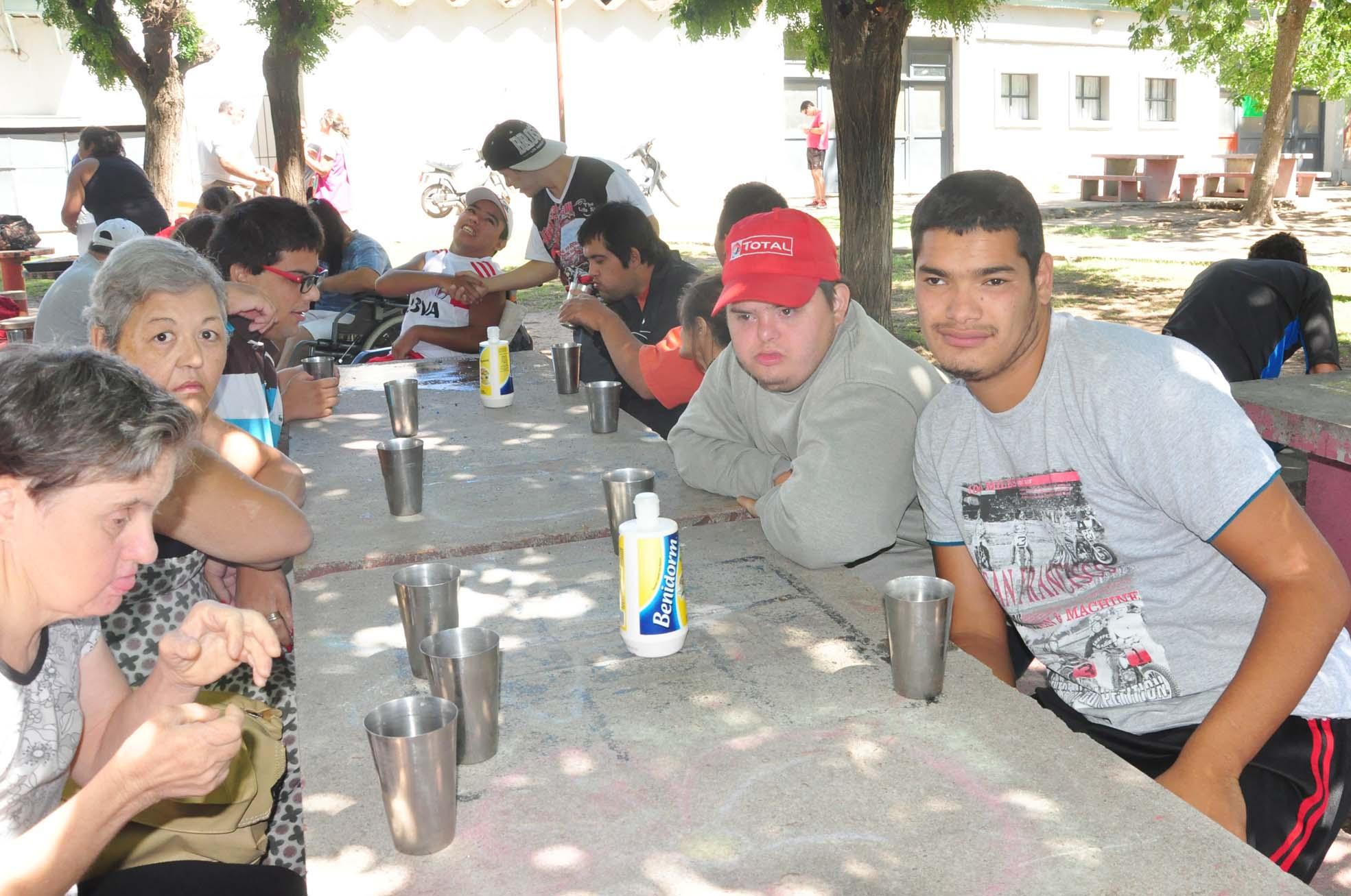 Cierre de la colonia para personas con discapacidad