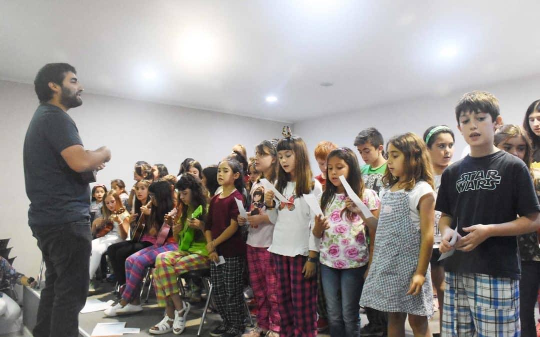 Escuela de Música: El sábado se realizó un concierto de cierre y hoy se realizará otro