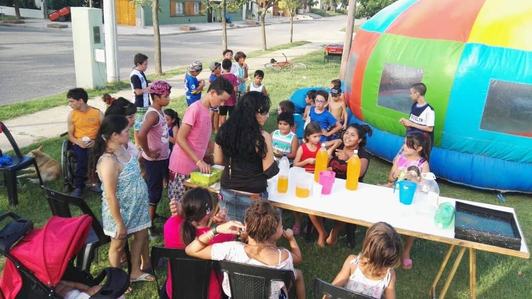 Se realizó el cierre de actividades de verano en el Indio Trompa