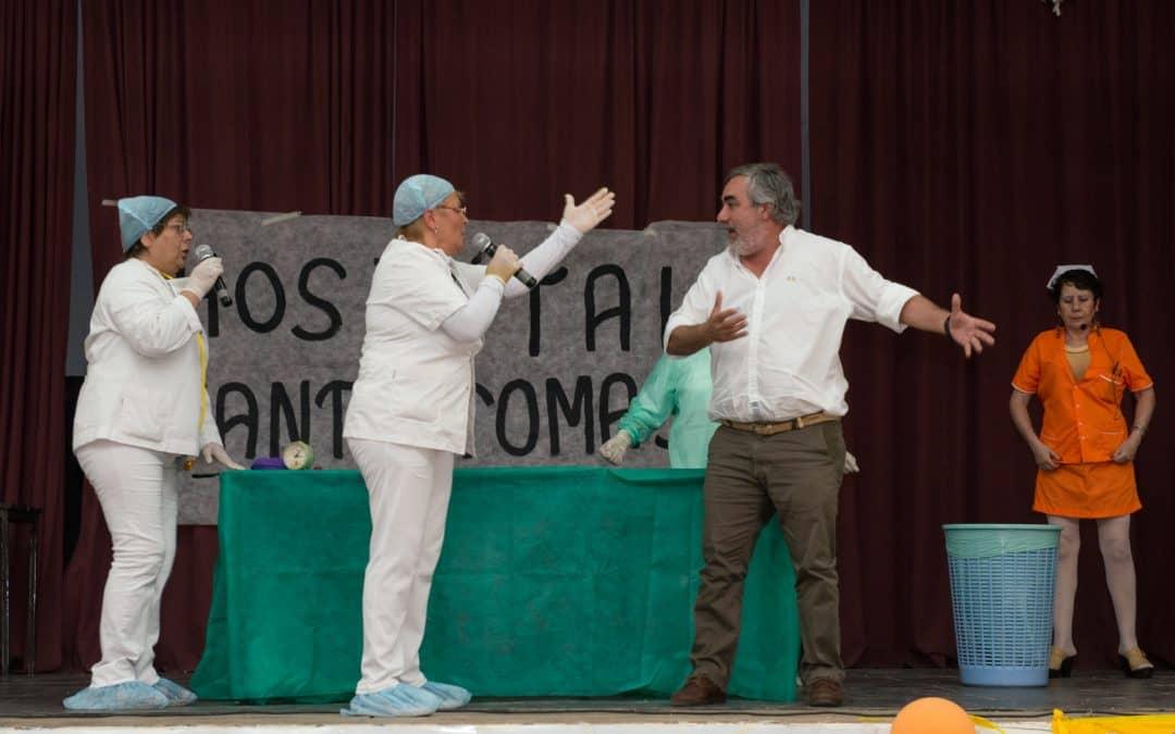 Con un festejo cerró el año el Programa Recreativo para Adultos Mayores