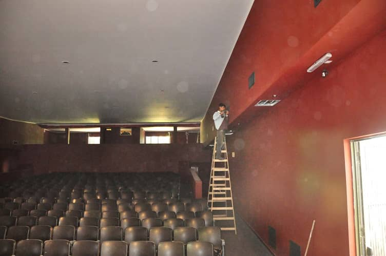 30 de Agosto: Se reabre el Cine Santa Rosa