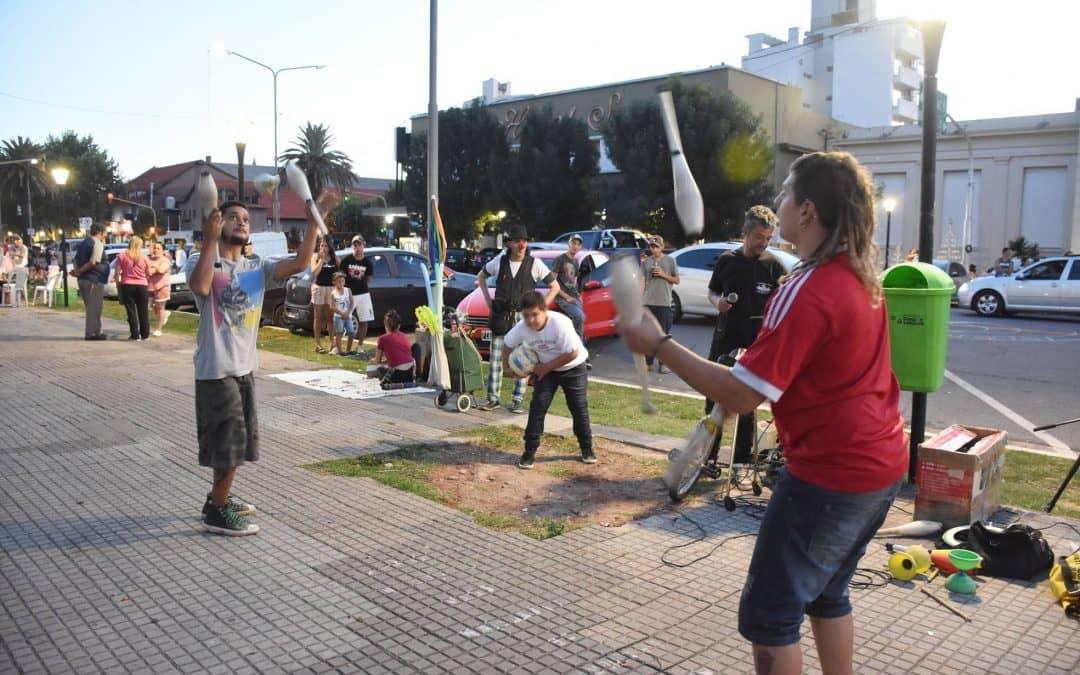 ESTÁ ABIERTA LA INSCRIPCIÓN PARA PARTICIPAR DEL TALLER DE CLOWN Y MALABARES