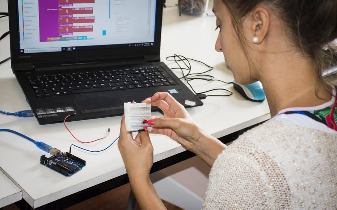 El Club de Innovación y Punto Digital inscribe para diversos talleres